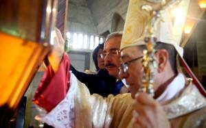Presidente Danilo Medina felicita a elegidos CED