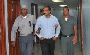 Nelson Sosa alcalde de Bayaguana preso por asesinado de regidor de esa localidad.