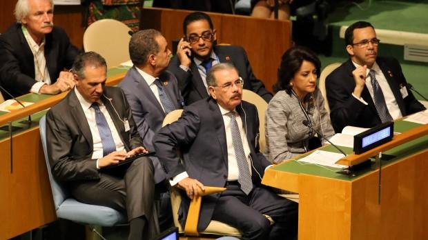 Danilo Medina en la ONU 2014