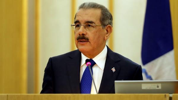 Danilo Medina habla en la FAO
