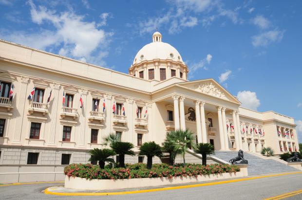 Fachada Palacio Nacional