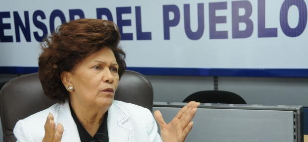 Zoila Martinez, Defensora del Pueblo.