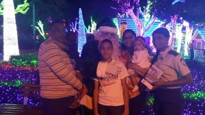 Familia apoya La Amet