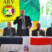 Lanzamiento de la Alianza Revolucionaria Verde.