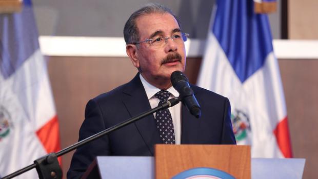 Danilo encabeza lanzamiento de Foro de la Diplomacia Dominicana.