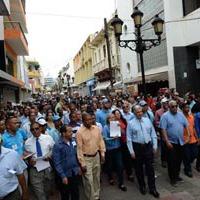 Dominicanos por el Cambio celebra quinto aniversario.