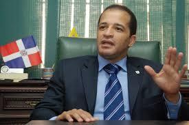 Juan de los Santos, alcalde de SantoDomingo Este.