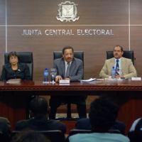 Pleno de la Junta Central Electoral
