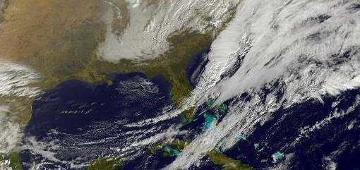Supertormenta de nieve encierra a Nueva York, la ciudad que nunca duerme.