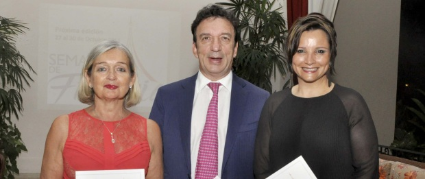 Blandine Kreiss, Joan Giacinti y Karine Jacob