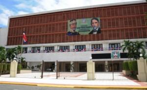 Congreso Nacional, fachada.