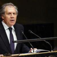 Uruguayo Luis Almagro es elegido secretario general de la OEA.