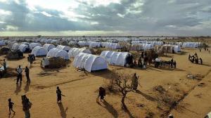 Campo de refugiado keniano