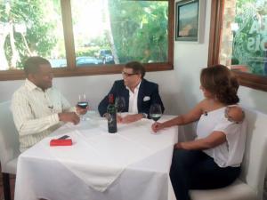 Foto entrevista