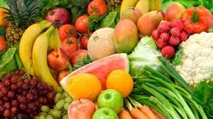 frutas y vegetales dominicanos
