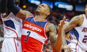 Bradley Beal comanda triunfo de Wizards sobre Hawks.