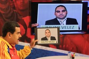 Detienen en Caracas exconcejal colombiano acusado de muerte de diputado Serra
