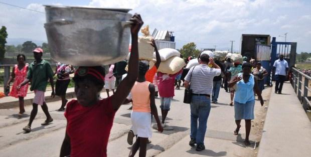 Merecado binacional en frontera RD-Haiti