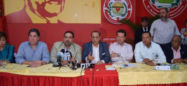 PRSC instruye a sus diputados votar para aprobar ley convoca Asamblea Revisora.