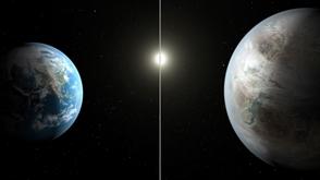 NASA halla un primo del planeta Tierra con la posibilidad de albergar vida.