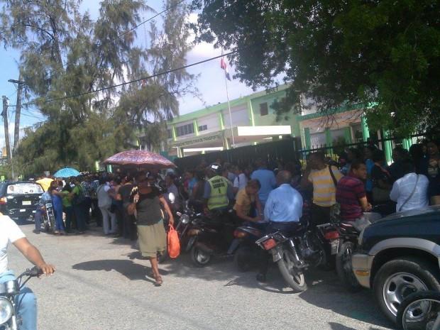 ADP paraliza docencia por 72 horas en Barahona.