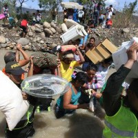 Crisis fronteriza entre Colombia y Venezuela.