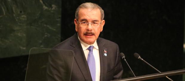 Danilo Medina proclama compromiso RD con objetivos de desarrollo y Agenda 2030