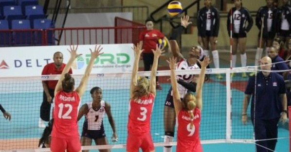Sexteto dominicano vence a Bulgaria en Mundial sub-20 de Voleibol, pasa a semifinal.