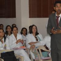 Experto OMS destaca labor Hospital Padre Billini con tasa cero en mortalidad por dengue.