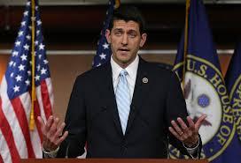 El republicano Paul Ryan