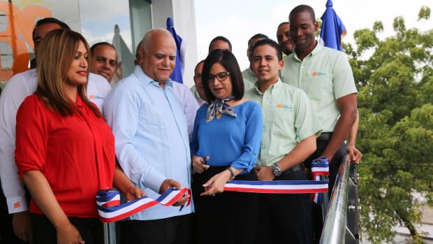 Banca Solidaria sigue creciendo, abre nueva sucursal en Manoguayabo.