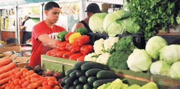 Frutas y Vegetales 1
