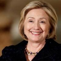 La ex secretaria de Estado de EE.UU. Hillary Clinton