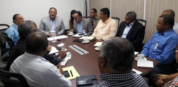 reunion comite emergencia caasd