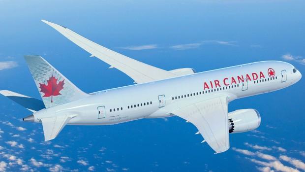 Air Canada.