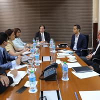 Gobierno inicia consultas con expertos colombianos en transporte.