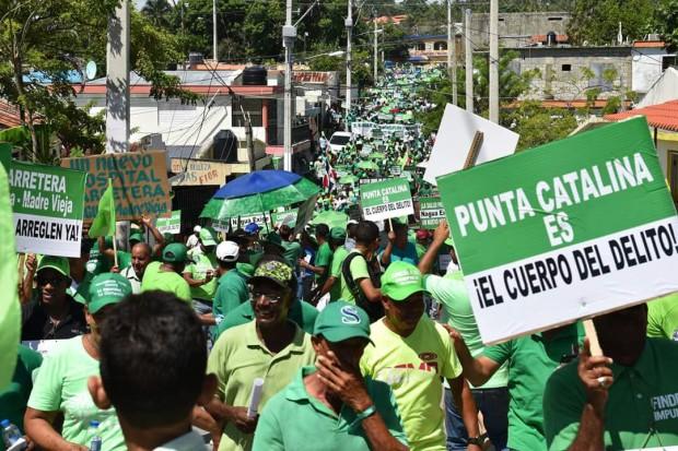 Marcha Verde Nagua (1)
